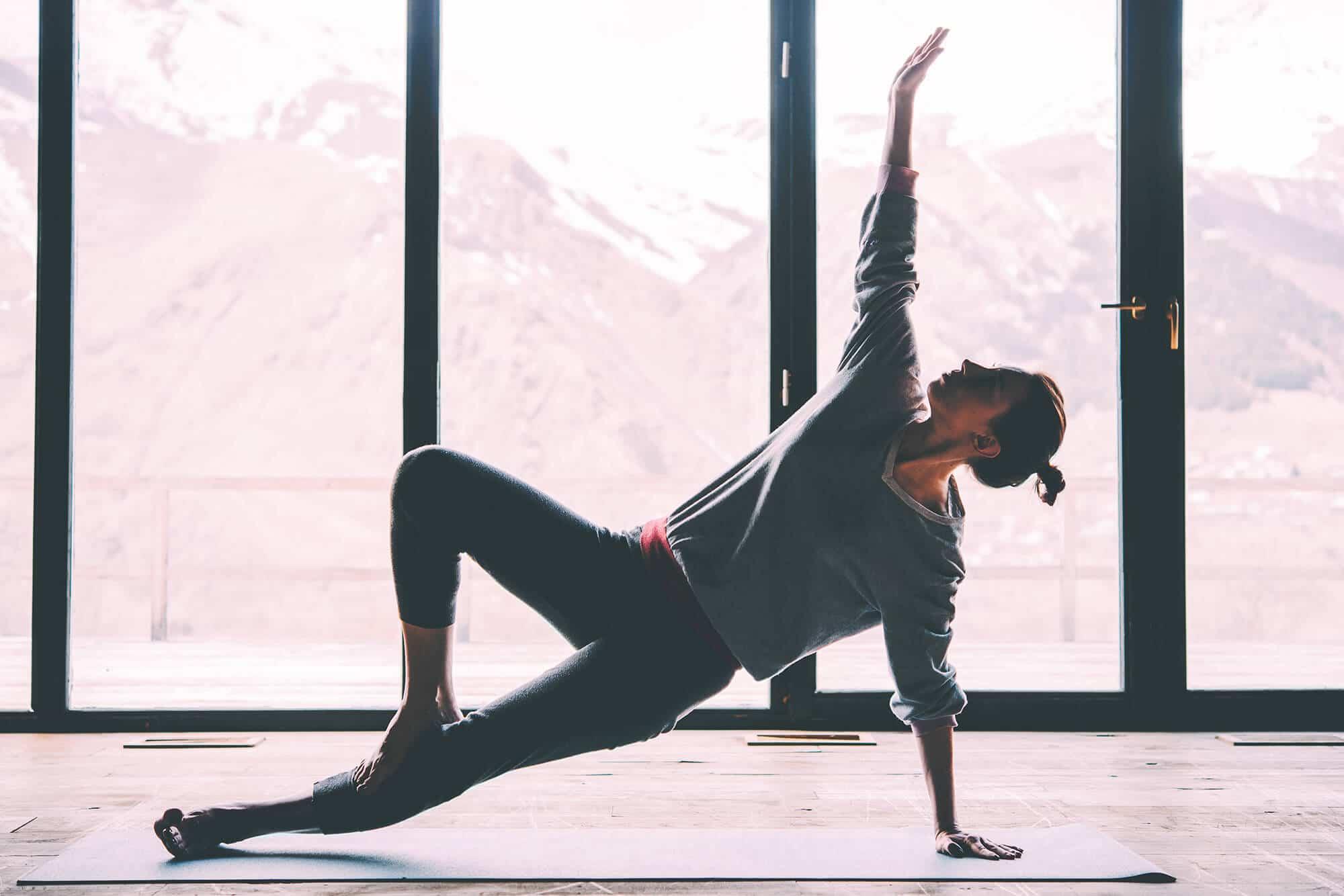 Видове йога упражнения