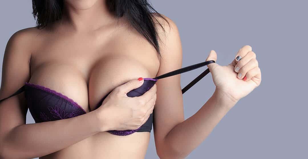 Гърдите и тайната за красив бюст
