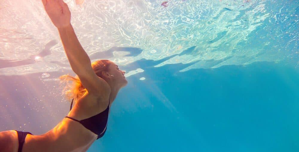 Плуване - Да се научим да плуваме