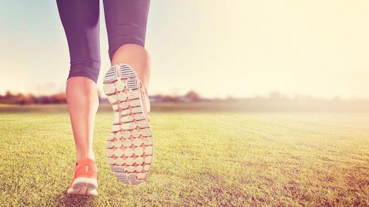 Да се разхождаме, грижейки се за тялото си