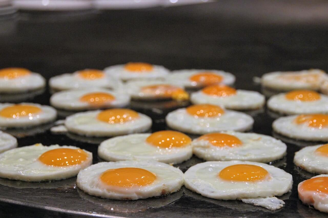 Диета с яйца