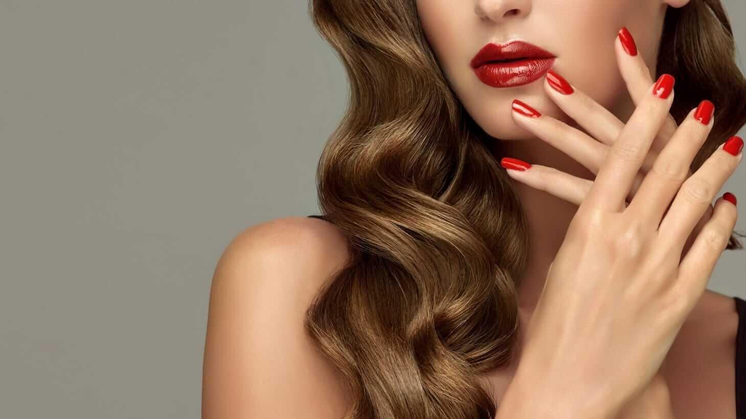 За красотата на косата и здравето на ноктите