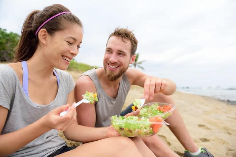 Здравословното хранене за спортна натура
