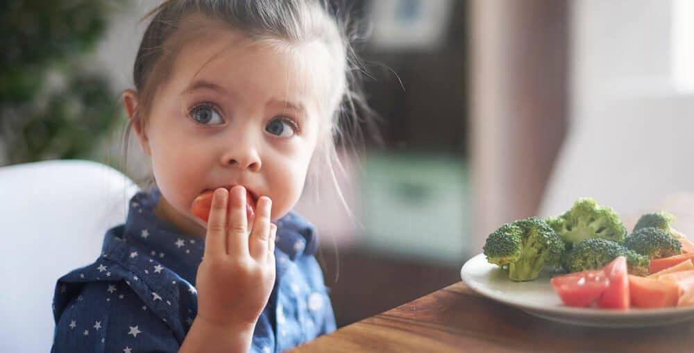 Как да се научим да се храним правилно