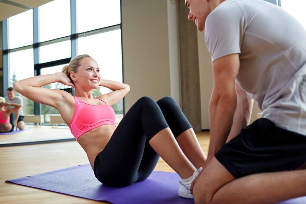 Няколко упражнения за добрата форма