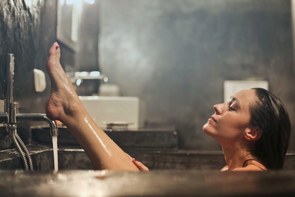 Още един релакс – парната баня