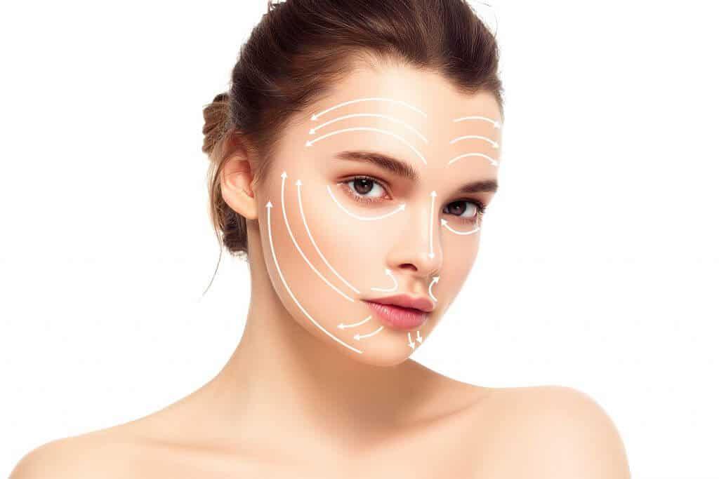 Правила за масаж на лицето