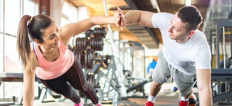 Тренировки с максимално голям ефект I-ва част
