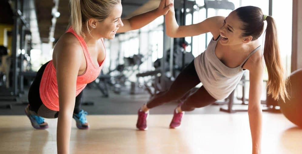 Упражнения за добра кондиция и равновесие
