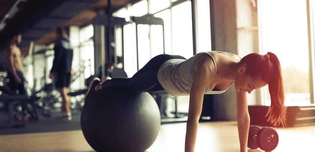 5 пилатес упражнения